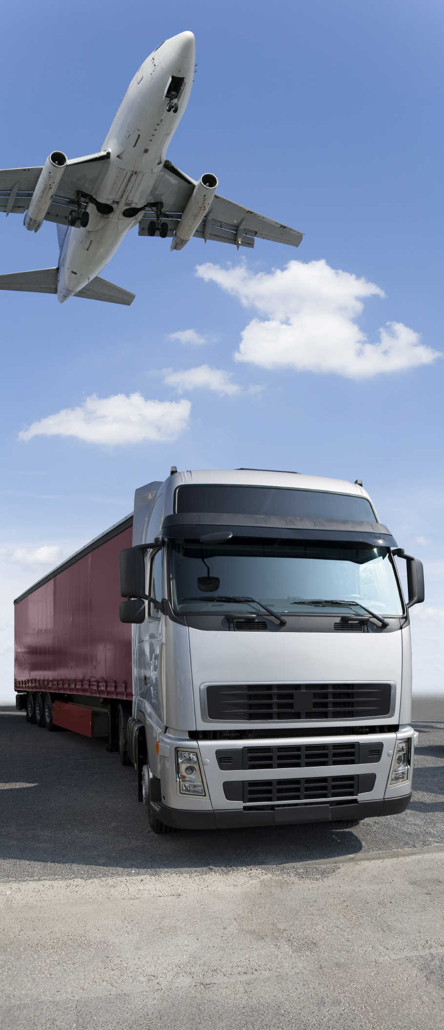 Cargo solutions UK courier services